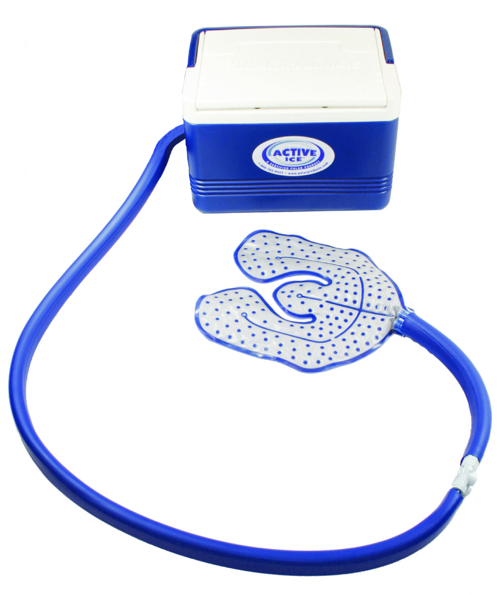 Circulating Cold Water Therapy System Polar Products Inc
