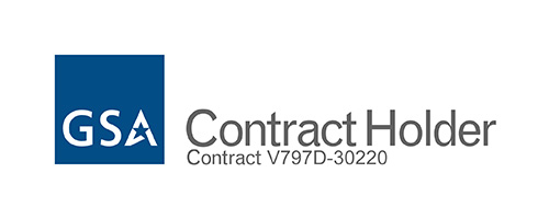 GSA Contract Holder Logo Contract FSS #V797D-30220