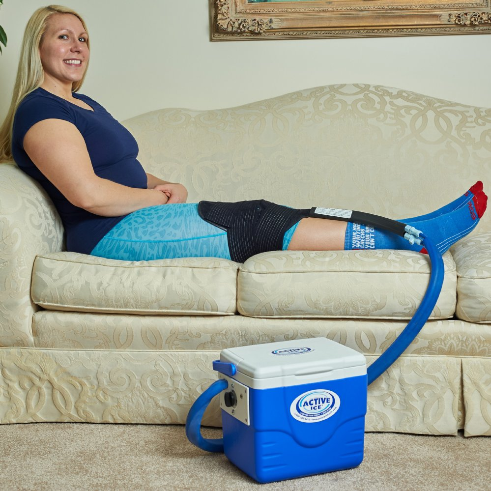 Active Ice Knee And Joint Therapy System Polar Products Inc