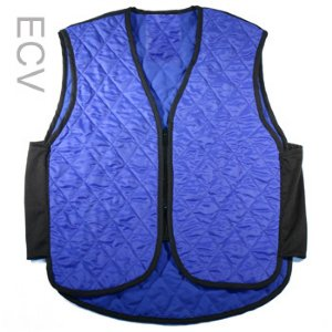 Techniche Evaporative Cooling Vests For Heat Stress