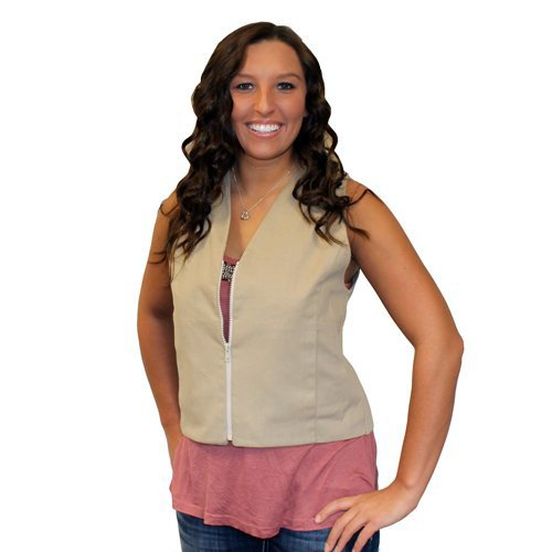fb57771a4752a Womens Fashion Cooling Vest with Kool Max® Packs