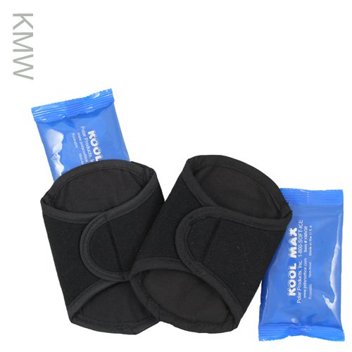 cooling wrist wrap and cooling wraps polar products
