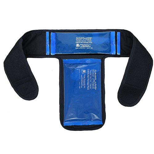 Soft Ice 174 Neck Amp Upper Spine Wrap Therapy Polar